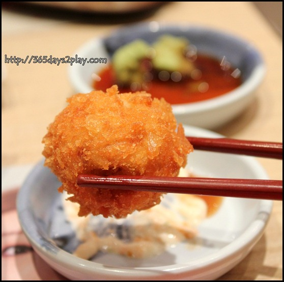 Itacho - Smoked Duck Croquette Ball $3.70 U.P $7 (3)