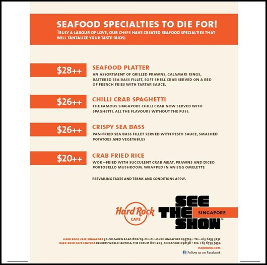 Seafood Promotion 2