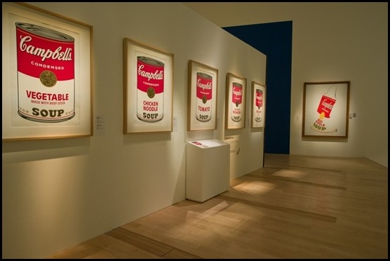 The Factory Years, Campbell Soup Series