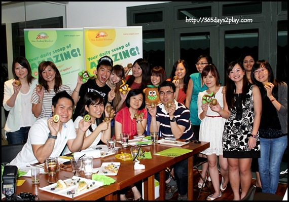 Zespri Kiwifruit Event -