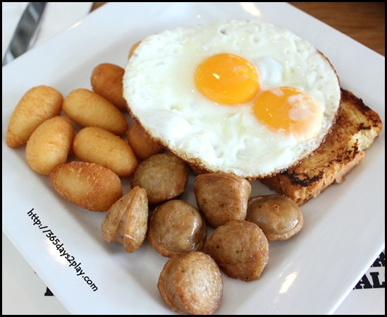 Food For  Thought - Customised Breakfast