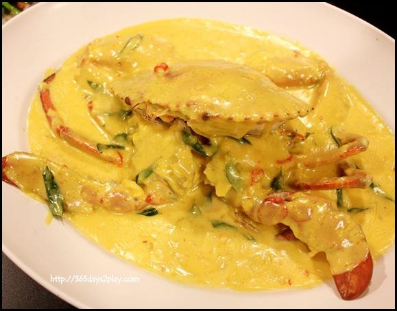 Irvins - Salted Egg Crab - $23.90 (S), $33.90 (M), $48 (per 1kg)