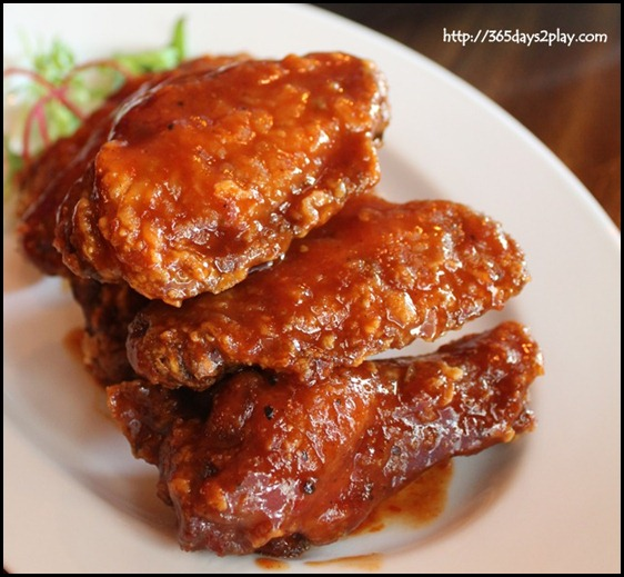 Molly Roffey - Buffalo Wings- $7.80