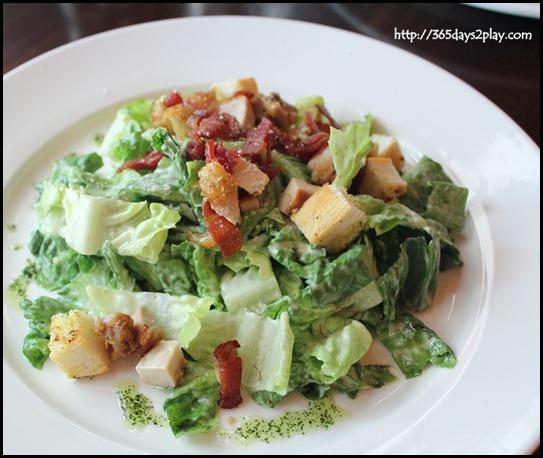 Molly Roffey - Chicken Caesar Salad- $9.80