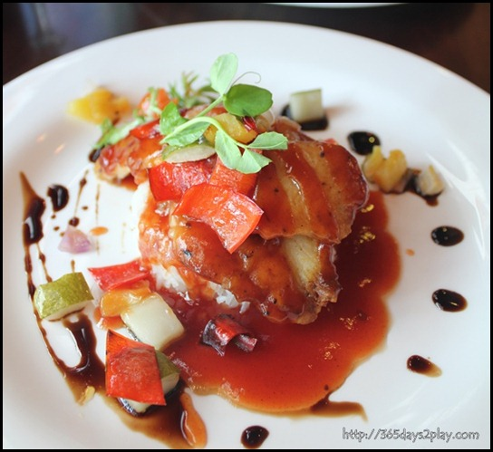Molly Roffey -  Sweet & Sour Fish- $9.80