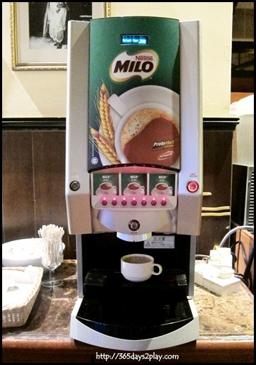 New Orleans Barbecue Restaurant - Complimentary Milo Station