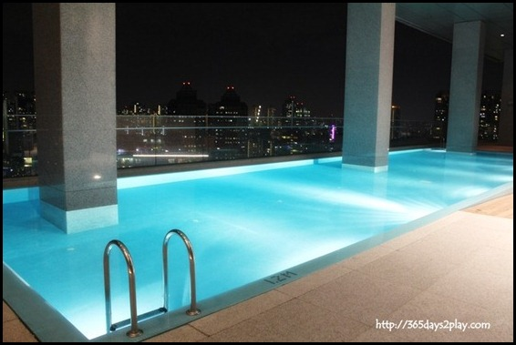 Oasia Hotel Club Lounge Swimming Pool (2)