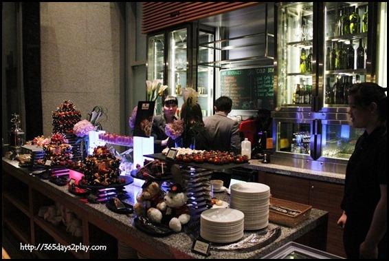 Oasia Hotel Club Lounge