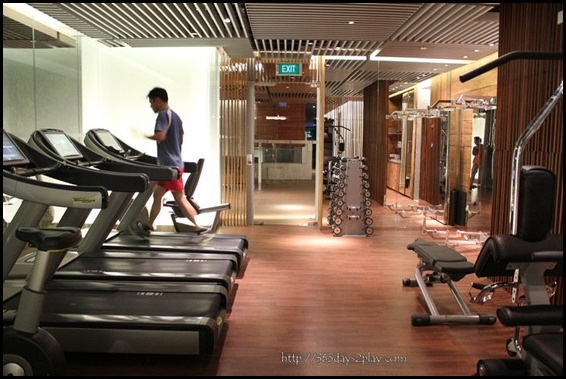 Oasia Hotel Gym and Sauna (2)