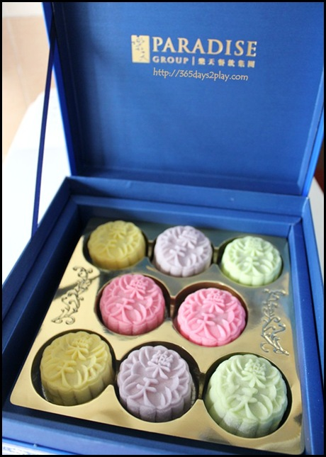 Paradise Group Imperial Snowskin Mooncakes (4)