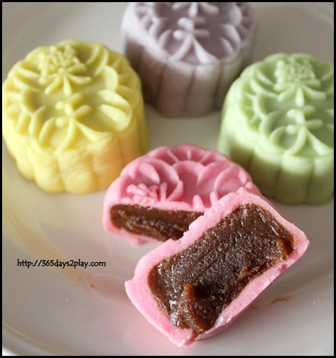 Paradise Group Imperial Snowskin Mooncakes
