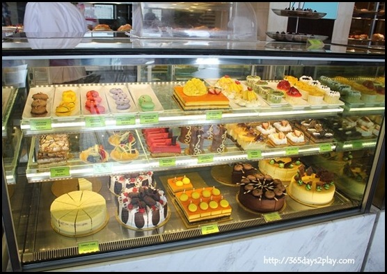 The Bakery at Maxims Genting Hotel - Cakes Galore
