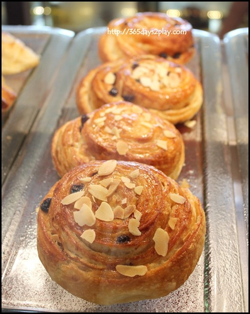 The Bakery at Maxims Genting Hotel - Danish Pastries