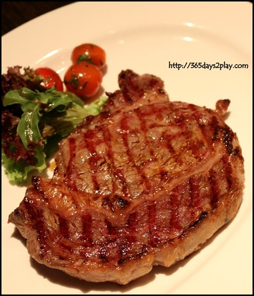 Wooloomooloo - 150-day grain fed, 2-3 weeks wet aged Grainge Farms, Gippsland Victoria ib Eye, 12 Ounce $64