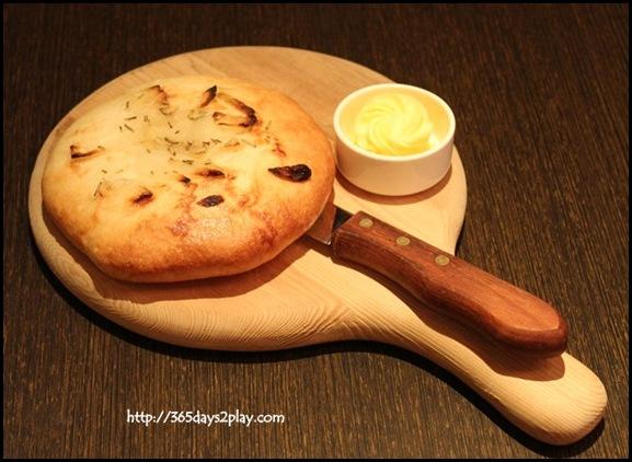 Wooloomooloo - Complimentary Bread