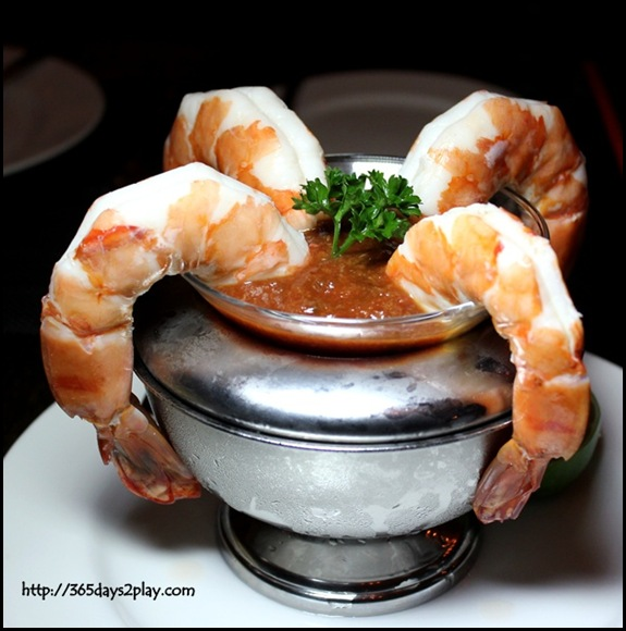 Wooloomooloo - Jumbo Prawn Cocktail $29