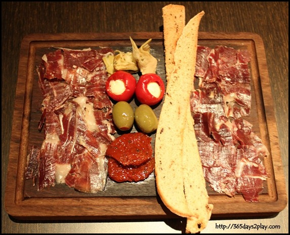Wooloomooloo - Spanish Ham Selection $38