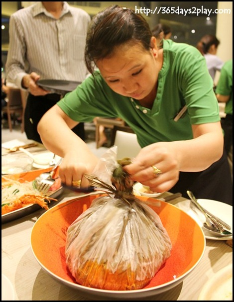 Boxing Crab Seafood Restaurant - (30)