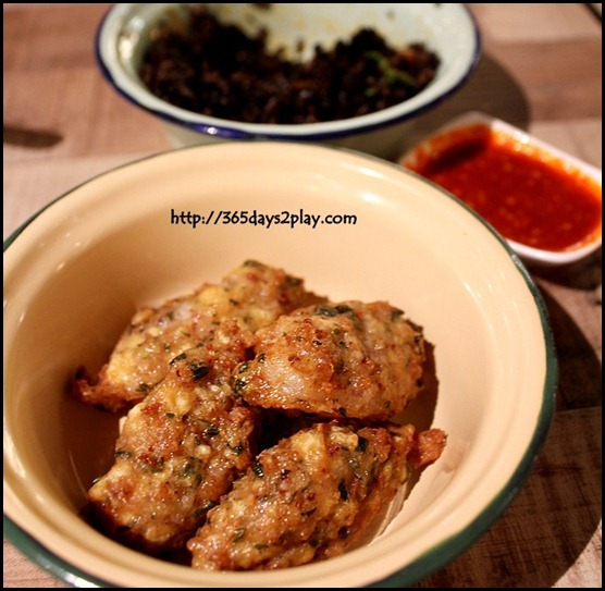 Immigrants - Seafood Fritters $14 (2)