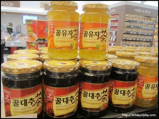 Korea Food Fair -