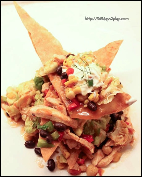 Marmalade Pantry at the Stables - Mexican Chicken Salad ($22)