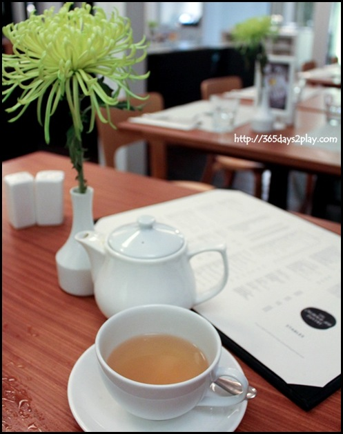 Marmalade Pantry at the Stables - White Gingerlily Tea ($7) (2)