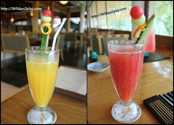 Miyako Japanese Restaurant - Mixed Juices $6