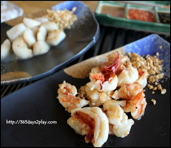 Miyako Japanese Restaurant - Prawn $20 and Scallop $25 Teppanyaki (2)