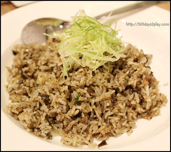 Naive Restaurant - Olive Brown Rice $8