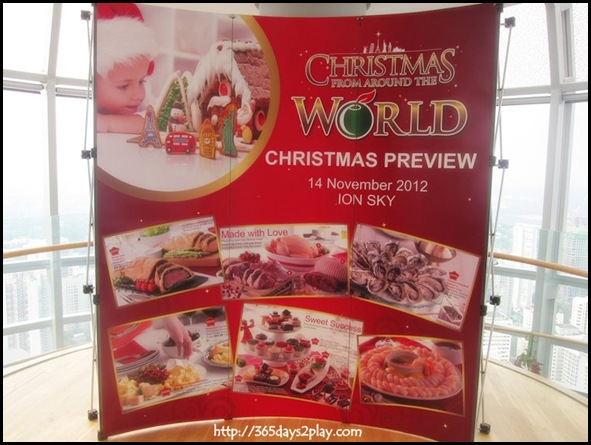 Cold Storage Supermarket Christmas Preview