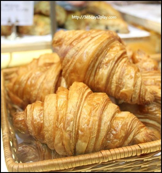 Dean & Deluca - Croissants