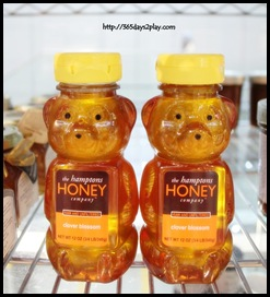 Dean & Deluca - Honey Bears!