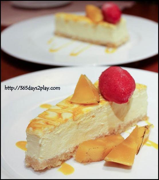 OneNinety - Mango Cheese Cake (4)