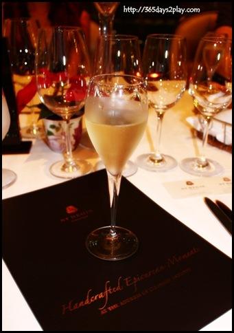 St Regis Brasserie Les Saveurs - Champagne
