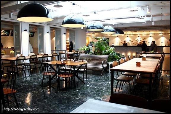 Amba Hotel Taipei Ximending - Hotel Restaurant