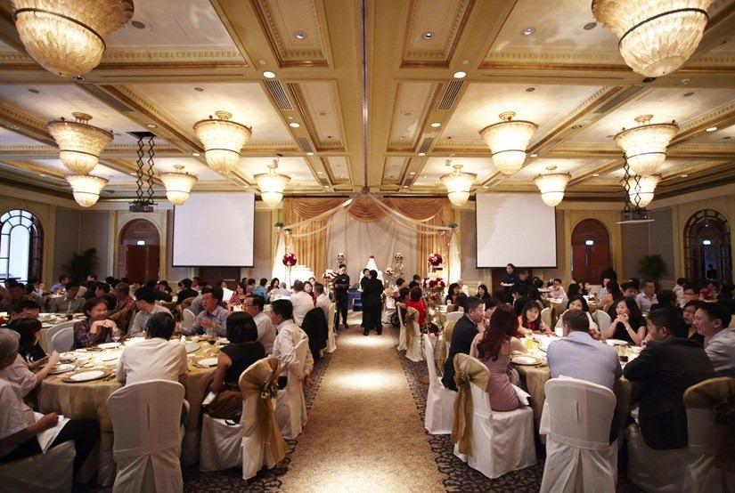 Four seasons ballroom singapore wedding venues
