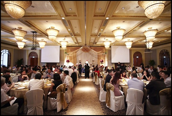 Four Seasons Hotel Singapore Ballroom