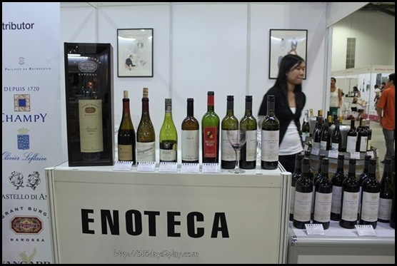 Marina Bay Sands Epicurean Market - Enoteca