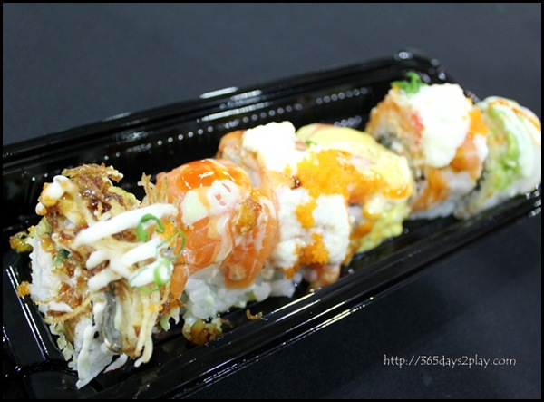 Marina Bay Sands Epicurean Market - Todai Sushi