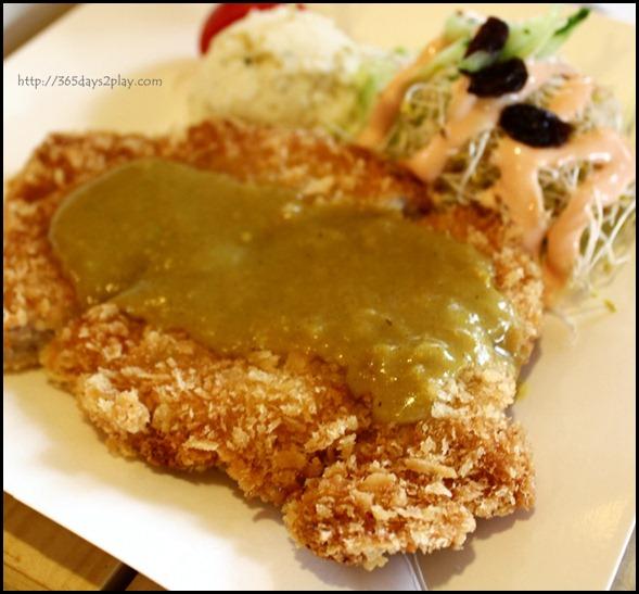Carton King - Pan Fried Chicken Leg in Provence Sauce (1)