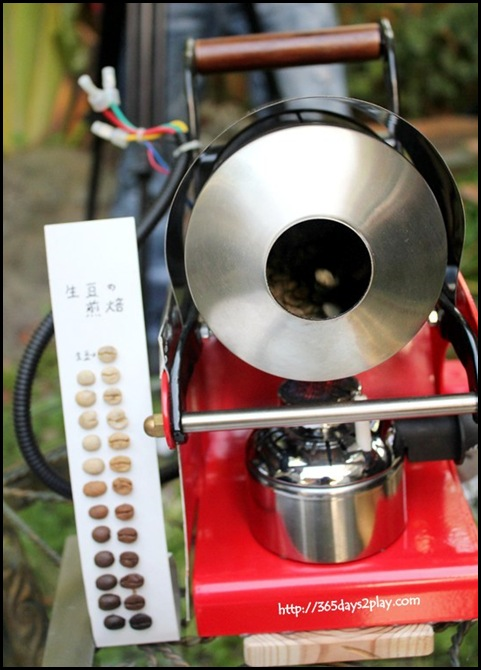Coffee Area Coffee House - Portable mini coffee roasting machine (3)
