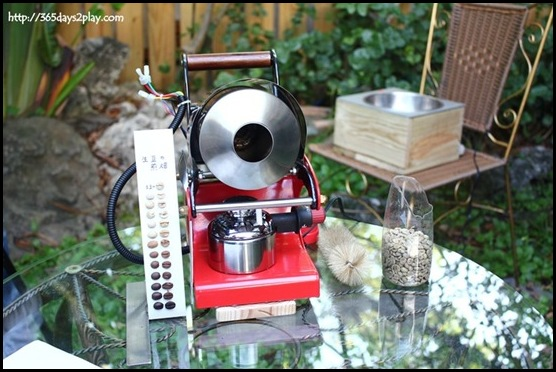Coffee Area Coffee House - Portable mini coffee roasting machine (4)