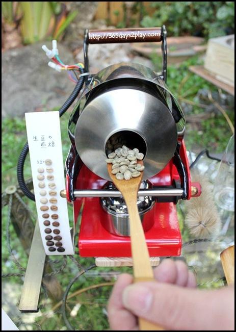 Coffee Area Coffee House - Portable mini coffee roasting machine (5)