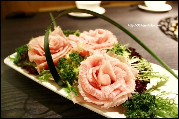 Quan - Matsusaka Pork NT580 SGD$28
