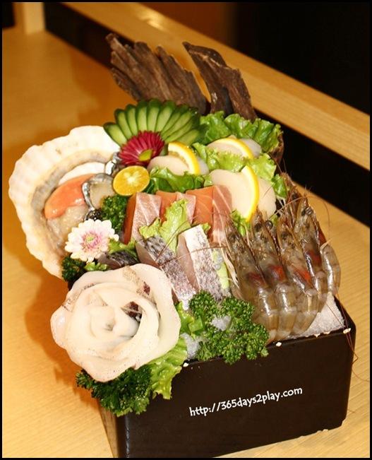 Quan - Seafood Shabu Shabu NT580 SGD$28 (3)