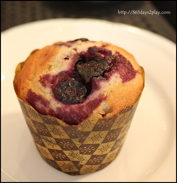 The Orange Thimble - Blueberry Muffin (2)