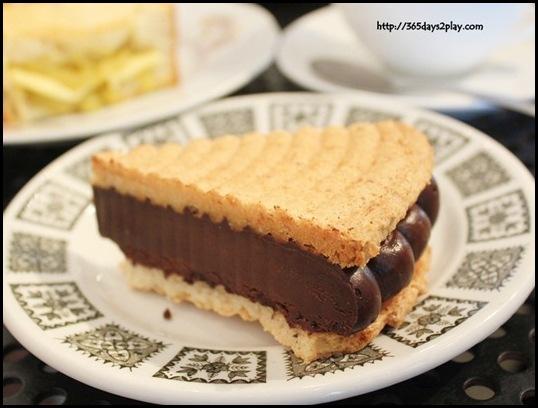 The Orange Thimble - Chocolate Dacquoise (4)