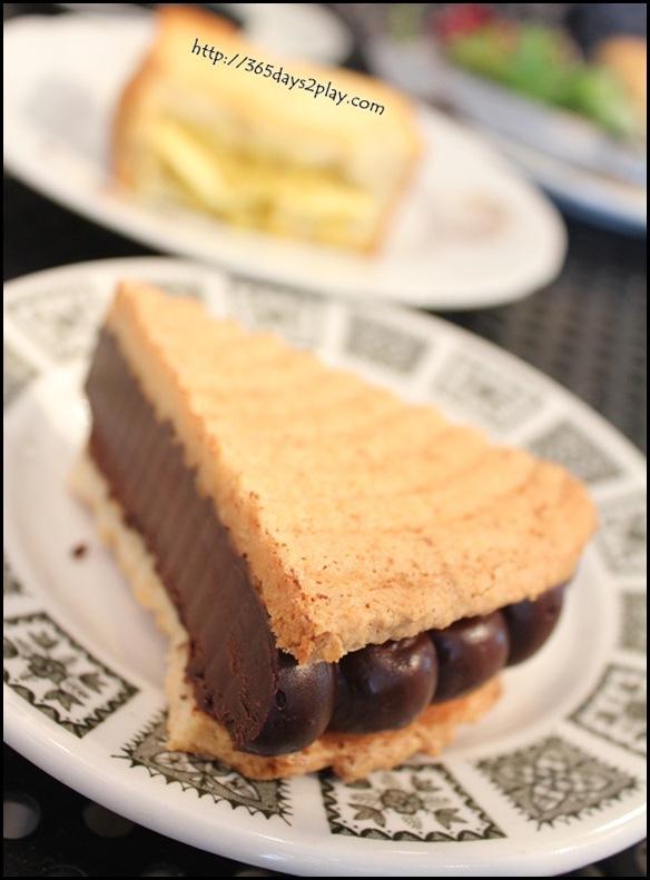 The Orange Thimble - Chocolate Dacquoise (5)