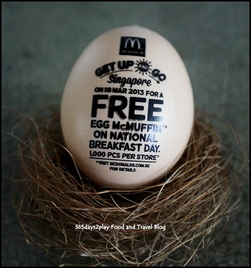McDonalds Free Breakfast - Copy