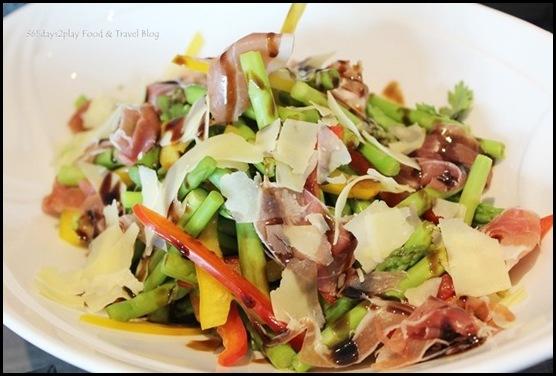 Museo Quayside Isle - Asparagus Salad